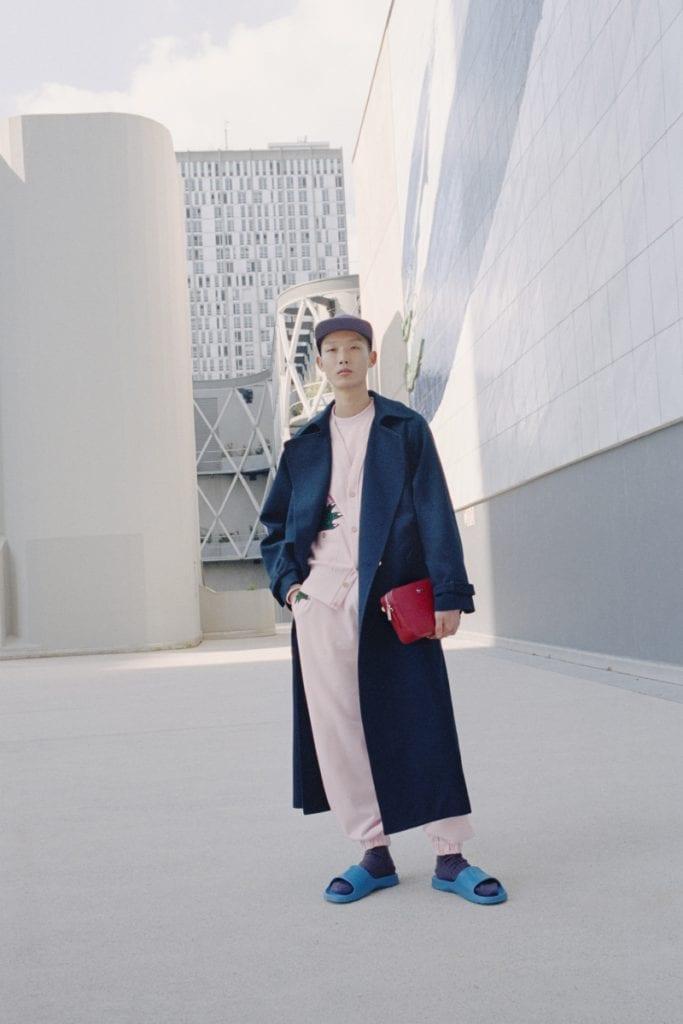 Lacoste FW21 Collection Lacoste FW21 Collection Vanity Teen 虚荣青年 Menswear & new faces magazine
