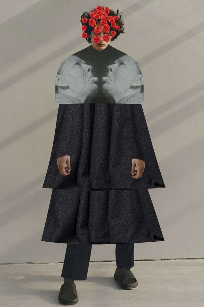 Nastya Nekrasova FW 21 Collection Nastya Nekrasova FW 21 Collection Vanity Teen 虚荣青年 Menswear & new faces magazine