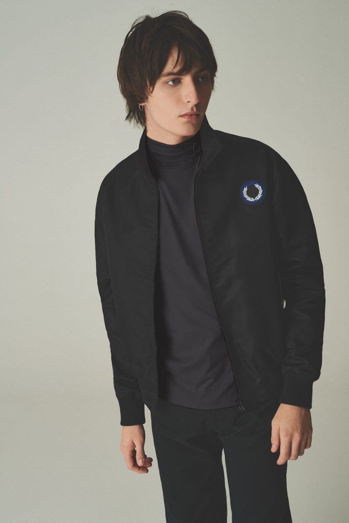 Fred Perry x Raf Simons Collection Fred Perry x Raf Simons Collection Vanity Teen 虚荣青年 Menswear & new faces magazine