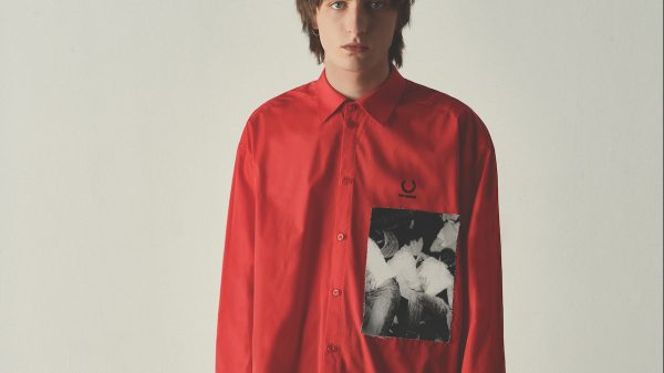 Fred Perry x Raf Simons Collection Fred Perry x Raf Simons Collection Vanity Teen 虚荣青年 Lifestyle & new faces magazine