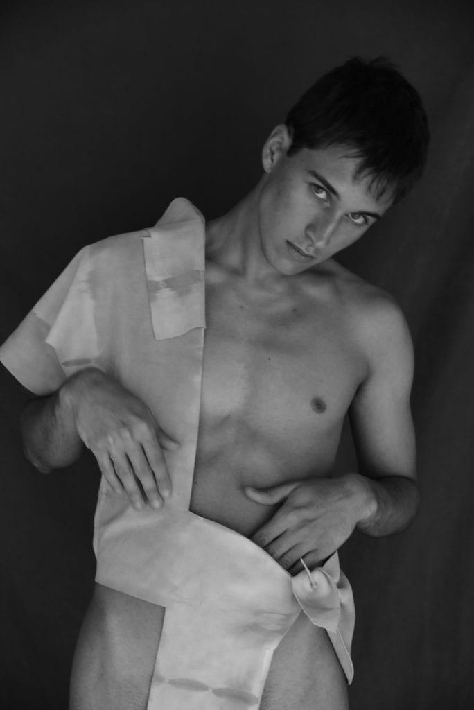 Bruno Rigatusso by Santiago Mors Bruno Rigatusso by Santiago Mors Vanity Teen 虚荣青年 Menswear & new faces magazine