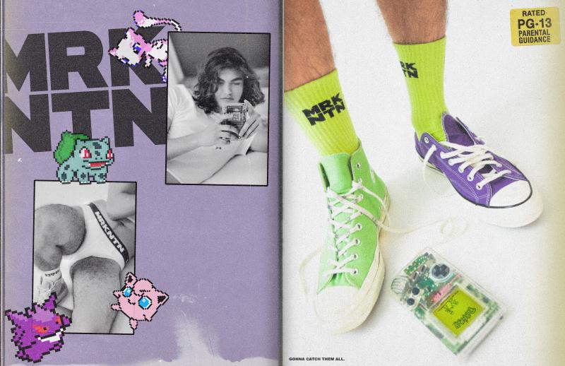 MRKNTN SS21 Campaign MRKNTN SS21 Campaign Vanity Teen 虚荣青年 Menswear & new faces magazine