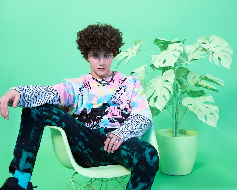 The Lonely Avocado x VTEEN Exclusive Interview with Reiley The Lonely Avocado x VTEEN Exclusive Interview with Reiley Vanity Teen 虚荣青年 Menswear & new faces magazine