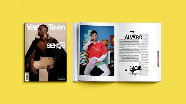 Vanity Teen Issue 14 SS21 Vanity Teen Issue 14 SS21 Vanity Teen 虚荣青年 Menswear & new faces magazine