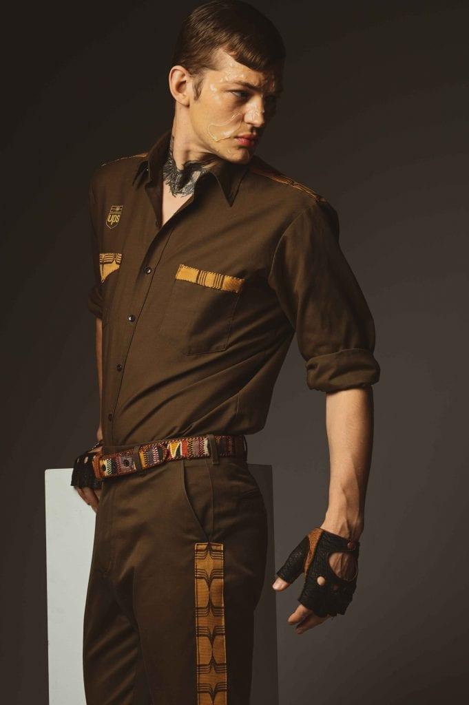 Sebastian Sauvé: the right thing to do Sebastian Sauvé: the right thing to do Vanity Teen 虚荣青年 Menswear & new faces magazine