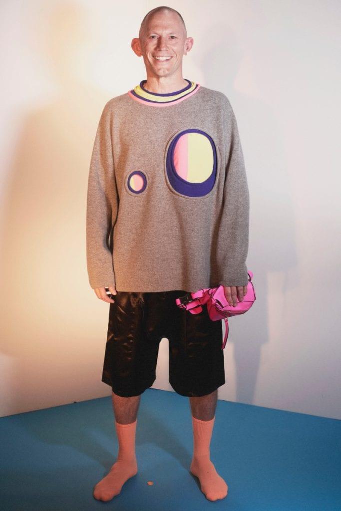 Loewe SS22 Collection Loewe SS22 Collection Vanity Teen 虚荣青年 Menswear & new faces magazine