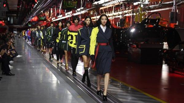 Ferrari now triumphs in the runway, check out their new fashion drop Ferrari now triumphs in the runway, check out their new fashion drop Vanity Teen 虚荣青年 Menswear & new faces magazine
