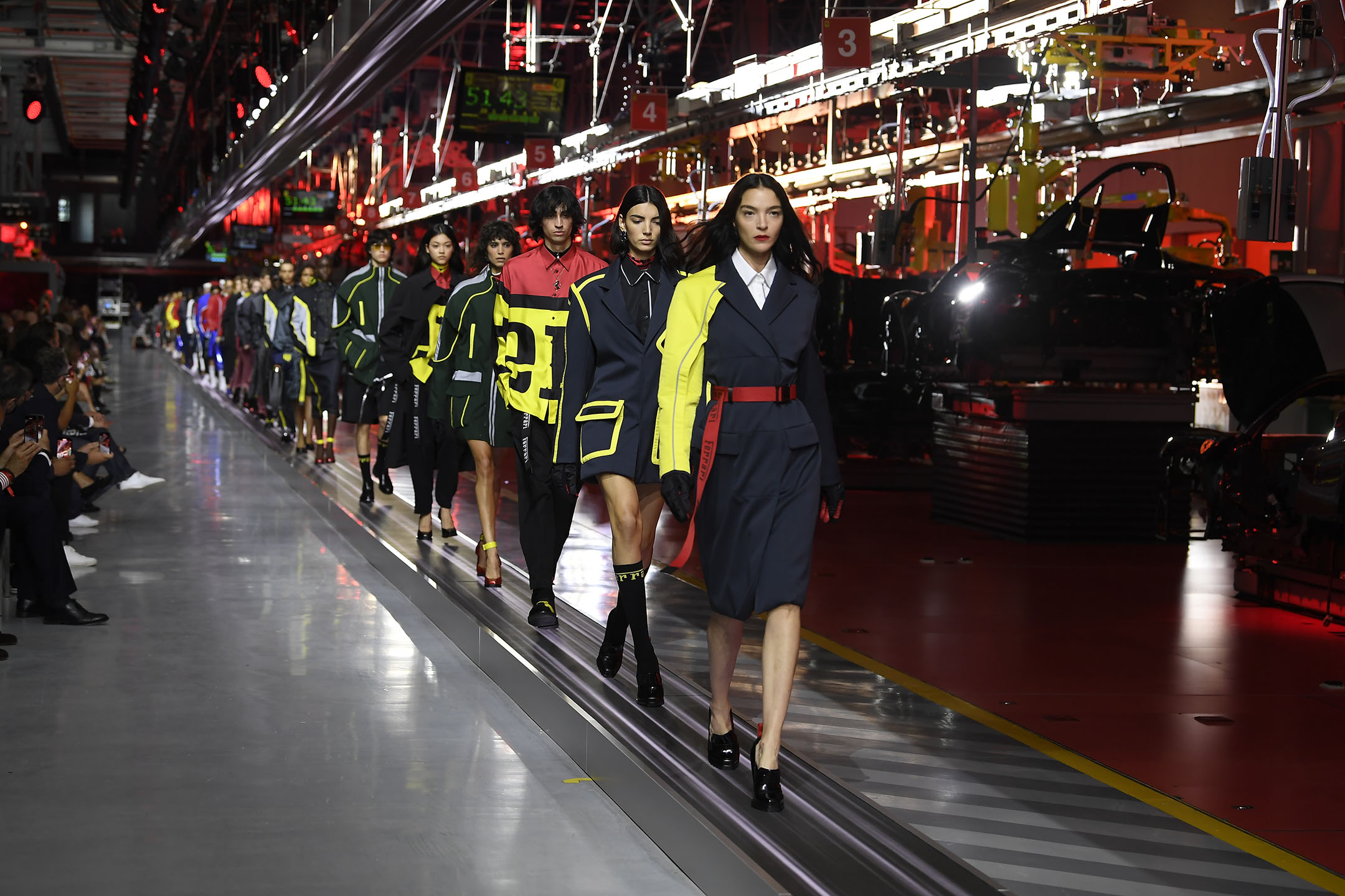 Ferrari now triumphs in the runway, check out their new fashion drop Ferrari now triumphs in the runway, check out their new fashion drop Vanity Teen 虚荣青年 Lifestyle & new faces magazine