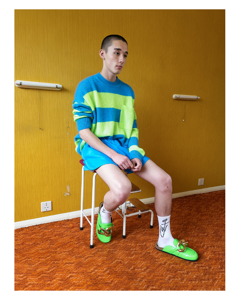 JW Anderson SS22 and Resort 2022 Collection Reveal JW Anderson SS22 and Resort 2022 Collection Reveal Vanity Teen 虚荣青年 Menswear & new faces magazine