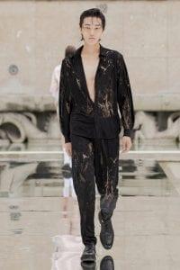 LGN Louis-Gabriel Nouchi  Men's Spring 2022 Paris Fashion Week