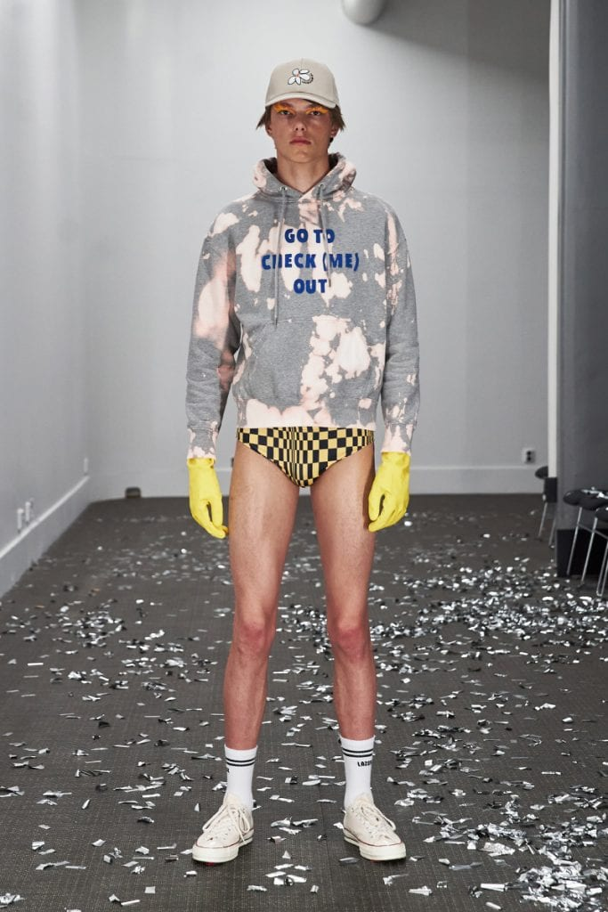 Lazoschmidl SS22 Collection film Lazoschmidl SS22 Collection film Vanity Teen 虚荣青年 Menswear & new faces magazine