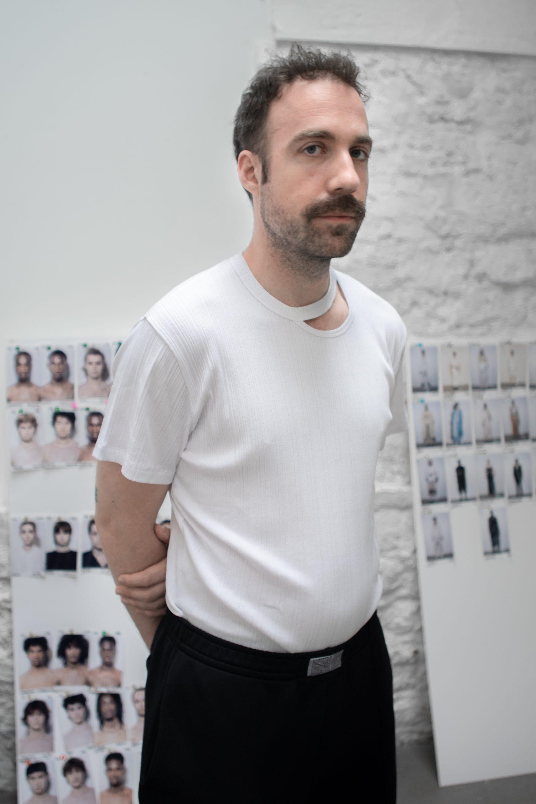 Designer Louis Gabriel Nouchi
