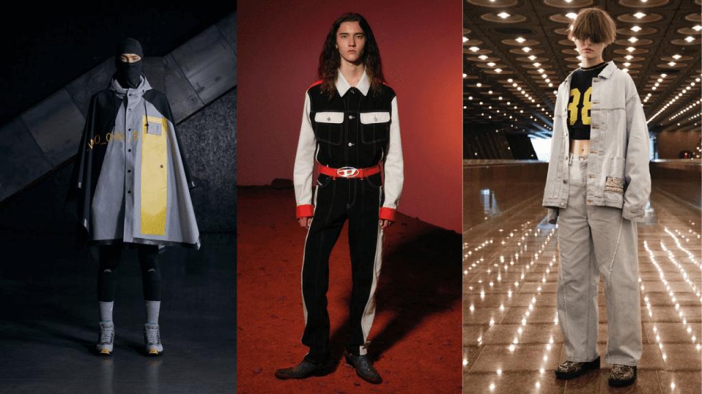 Milan Fashion Week Day 4: A-Cold-Wall*, Diesel, JieDa Milan Fashion Week Day 4: A-Cold-Wall*, Diesel, JieDa Vanity Teen 虚荣青年 Menswear & new faces magazine