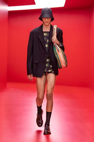 Milan Fashion Week Day 3: Prada, Etro, MSGM Milan Fashion Week Day 3: Prada, Etro, MSGM Vanity Teen 虚荣青年 Menswear & new faces magazine