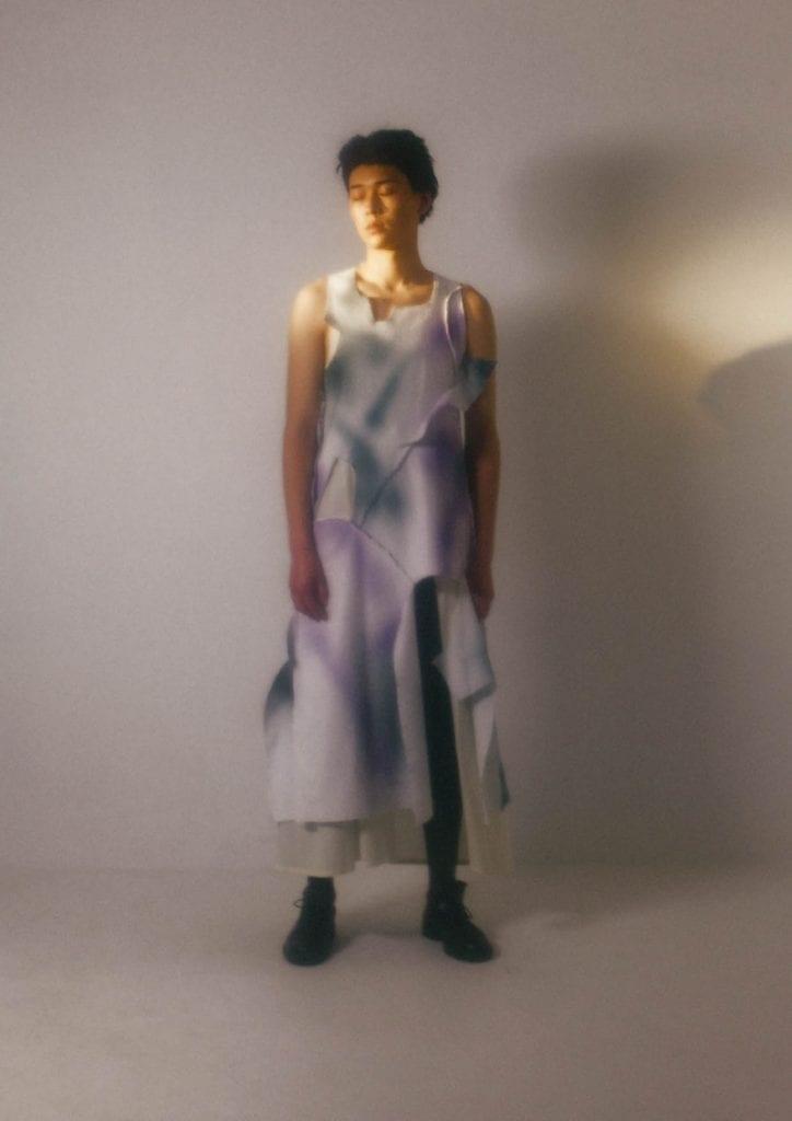 London Fashion Week Day 2: Shek Leung, MAYYA AGAYEVA, Paolo Carzana, BÉHEN London Fashion Week Day 2: Shek Leung, MAYYA AGAYEVA, Paolo Carzana, BÉHEN Vanity Teen 虚荣青年 Menswear & new faces magazine