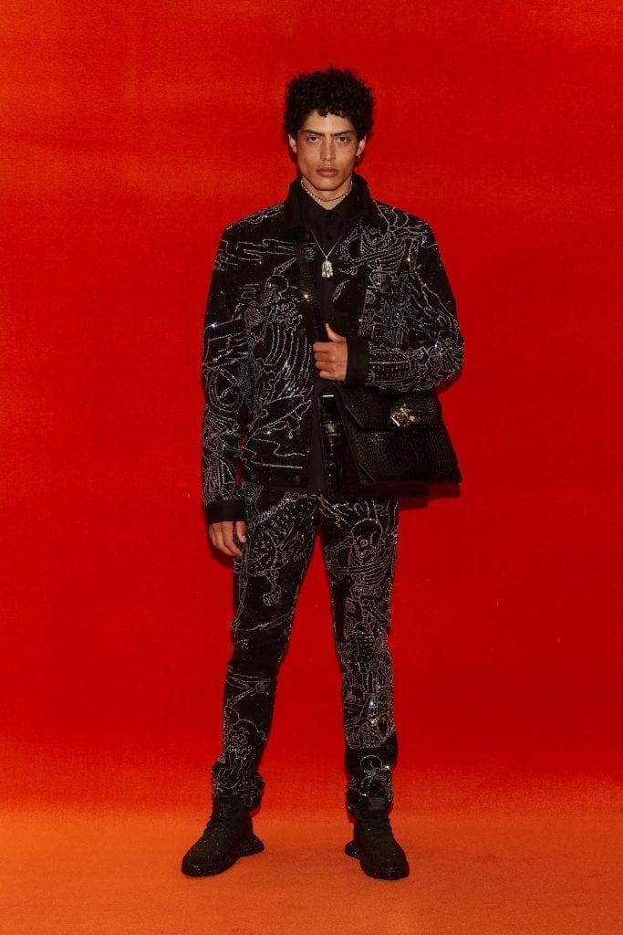 Philipp Plein SS22 Collection Philipp Plein SS22 Collection Vanity Teen 虚荣青年 Menswear & new faces magazine