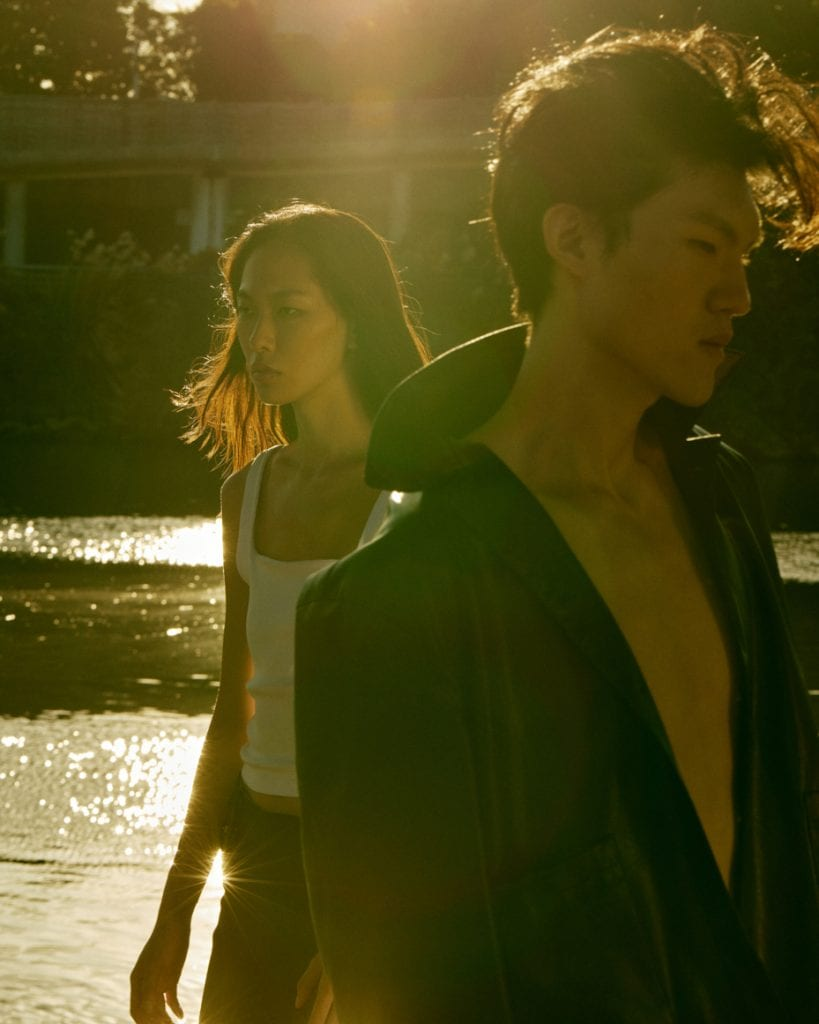 Chi Ying Tang and Hsin Yen Tsai by Josh Chang Chi Ying Tang and Hsin Yen Tsai by Josh Chang Vanity Teen 虚荣青年 Menswear & new faces magazine