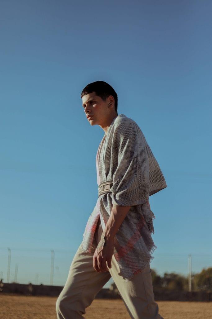 Territory by José Luis Ángel Territory by José Luis Ángel Vanity Teen 虚荣青年 Menswear & new faces magazine