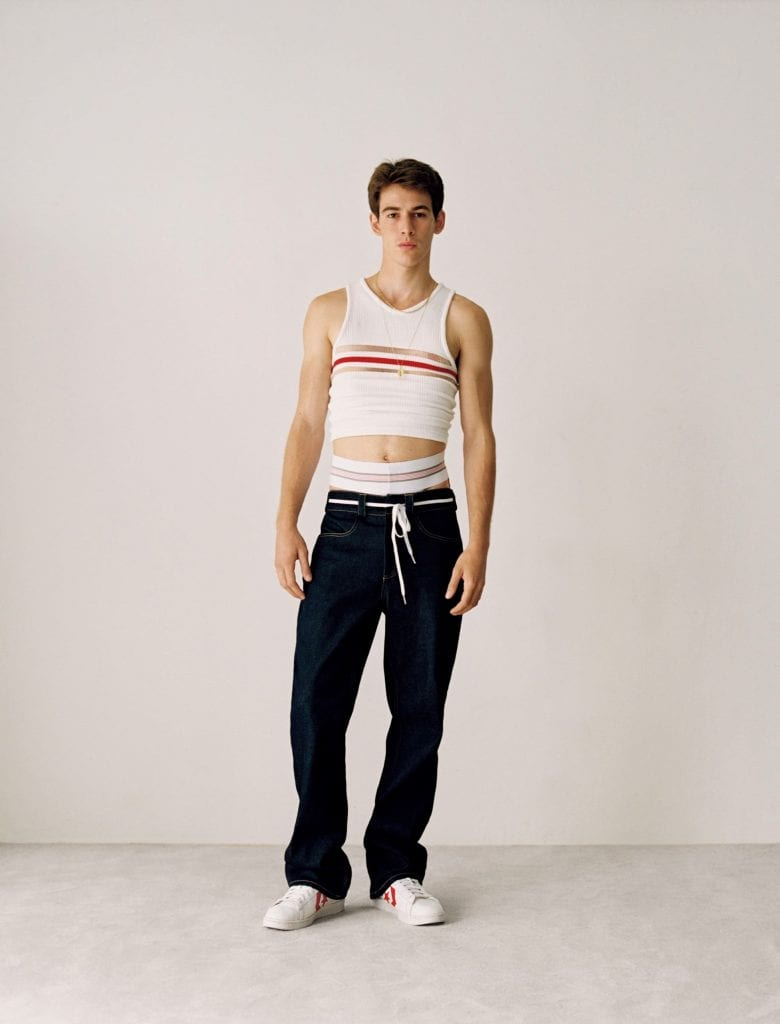 ALLED-MARTINEZ SS22 Collection Unsung Heroes ALLED-MARTINEZ SS22 Collection Unsung Heroes Vanity Teen 虚荣青年 Menswear & new faces magazine