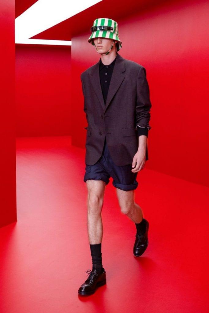 Prada SS22 Menswear Collection Prada SS22 Menswear Collection Vanity Teen 虚荣青年 Lifestyle & new faces magazine