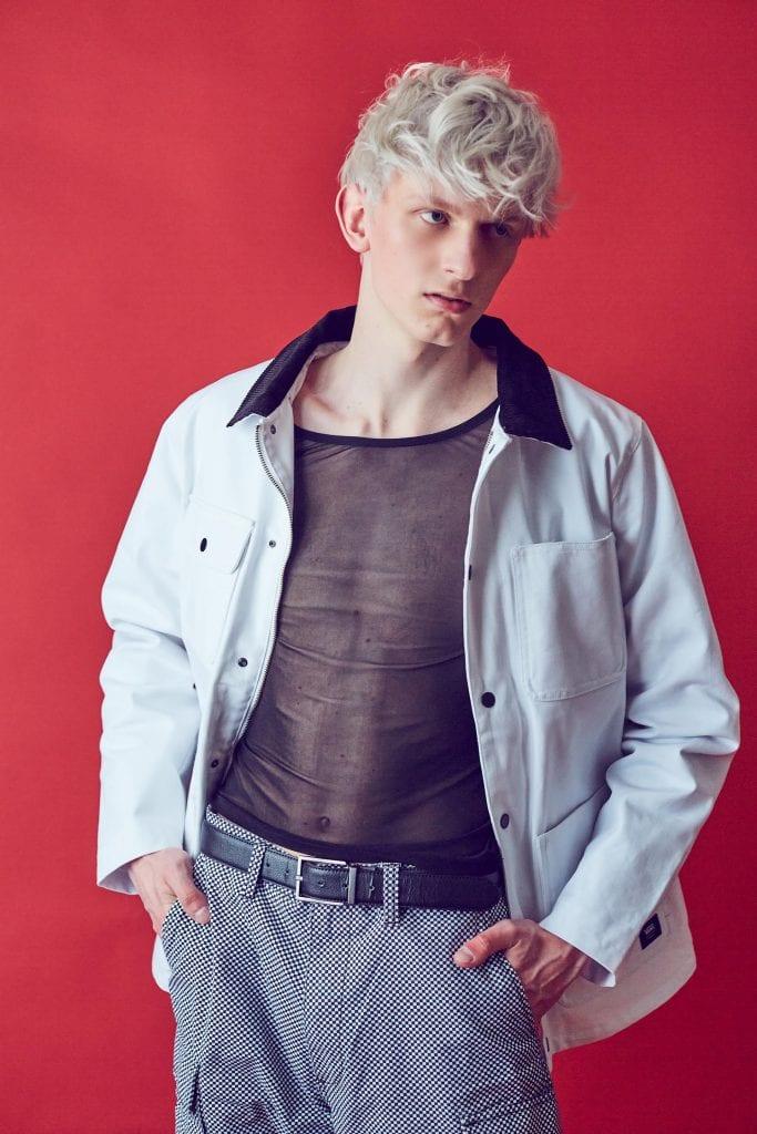 Antek Leśniewski by Dawid Ziemba Antek Leśniewski by Dawid Ziemba Vanity Teen 虚荣青年 Menswear & new faces magazine