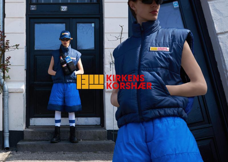 Buster's World x Kirkens Korshær Collection Buster's World x Kirkens Korshær Collection Vanity Teen 虚荣青年 Menswear & new faces magazine