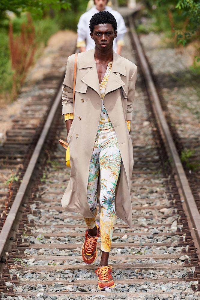 Etro SS22 Menswear Collection Etro SS22 Menswear Collection Vanity Teen 虚荣青年 Menswear & new faces magazine
