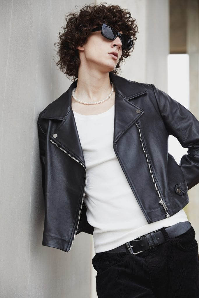Nico by Frederic Willem Lambert Nico by Frederic Willem Lambert Vanity Teen 虚荣青年 Menswear & new faces magazine