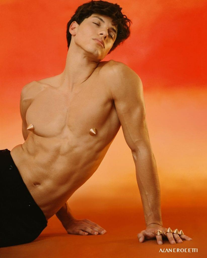 Jean Paul Gaultier x Alan Crocetti for Les Marins Collection Jean Paul Gaultier x Alan Crocetti for Les Marins Collection Vanity Teen 虚荣青年 Lifestyle & new faces magazine