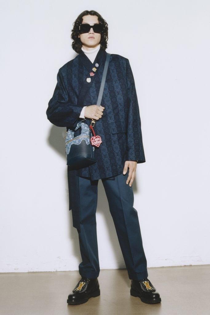 LV2 Collection by Nigo x Virgil Abloh LV2 Collection by Nigo x Virgil Abloh Vanity Teen 虚荣青年 Lifestyle & new faces magazine