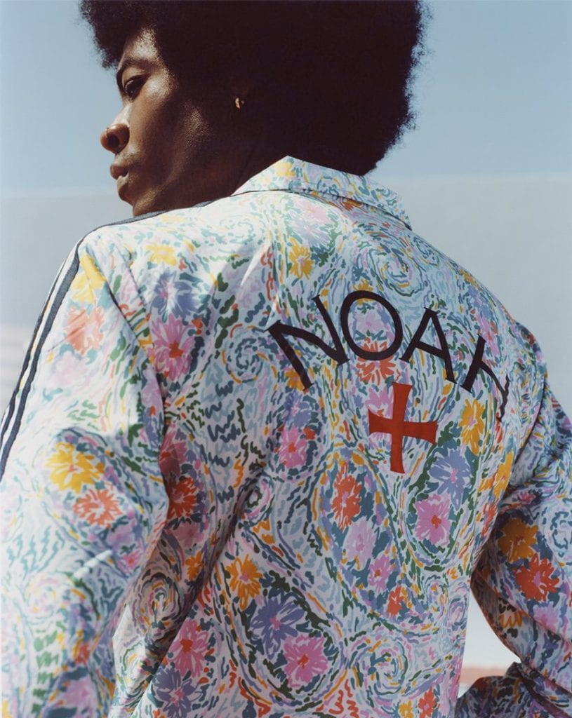 Noah x Adidas SS21 Collection Noah x Adidas SS21 Collection Vanity Teen 虚荣青年 Menswear & new faces magazine