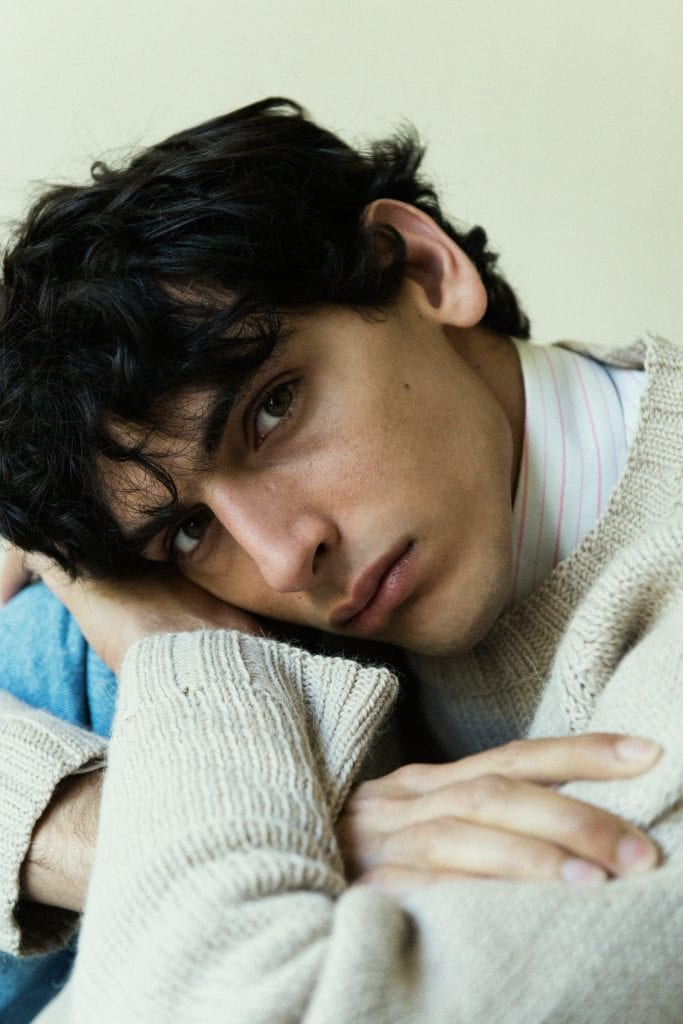 Alone at Home by Jérémy Bauduffe Alone at Home by Jérémy Bauduffe Vanity Teen 虚荣青年 Menswear & new faces magazine