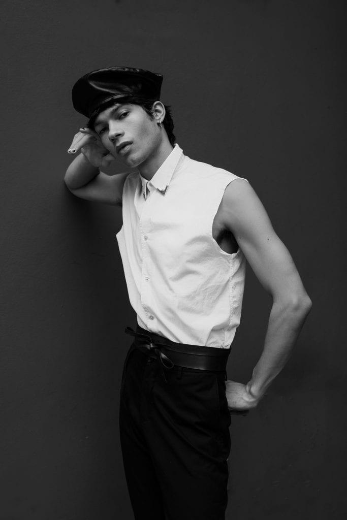 Power Dressing by Nelson Felix Power Dressing by Nelson Felix Vanity Teen 虚荣青年 Menswear & new faces magazine