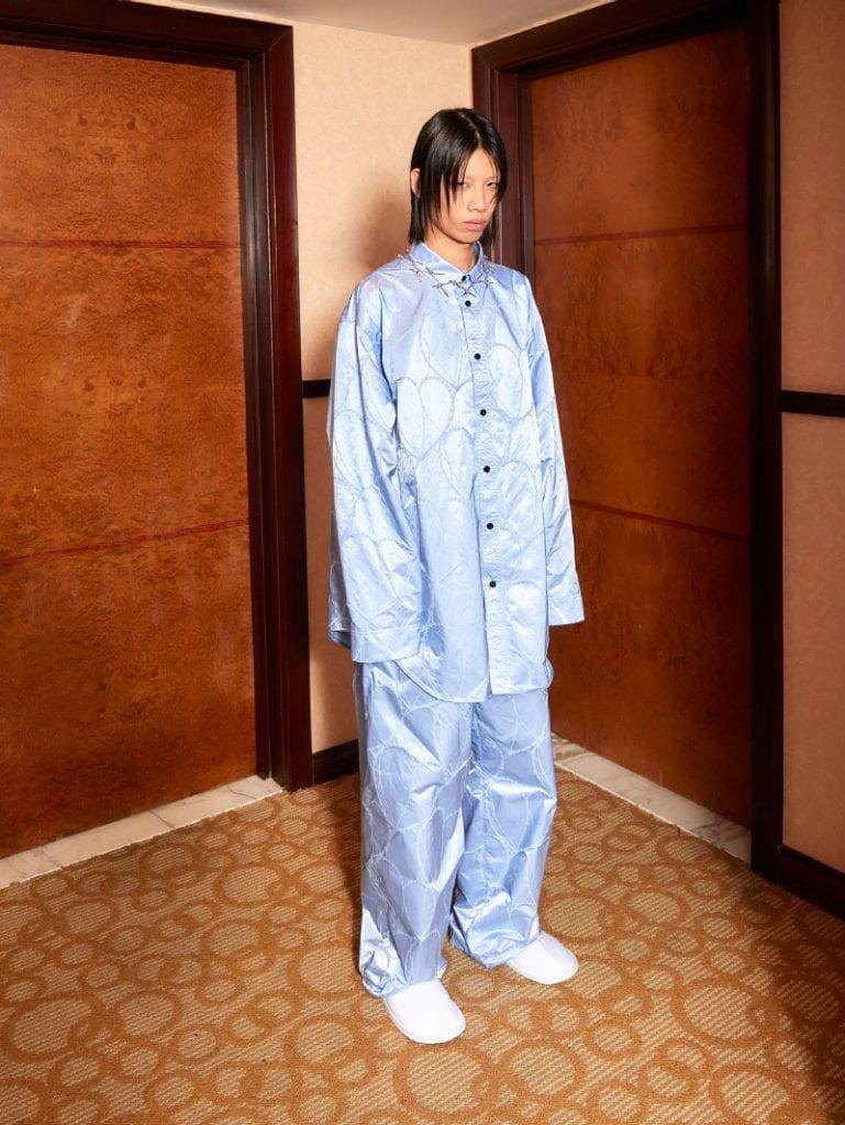 Sankuanz SS22 Collection Sankuanz SS22 Collection Vanity Teen 虚荣青年 Menswear & new faces magazine