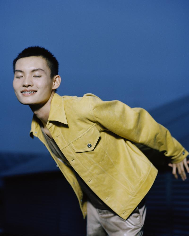 Sean Suen SS22 Collection Sean Suen SS22 Collection Vanity Teen 虚荣青年 Menswear & new faces magazine