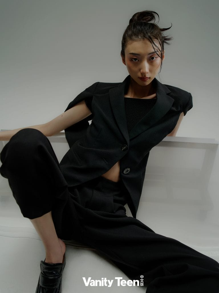 YUE NING 董悦宁 Vanity Teen China June issue YUE NING 董悦宁 Vanity Teen China June issue Vanity Teen 虚荣青年 Menswear & new faces magazine