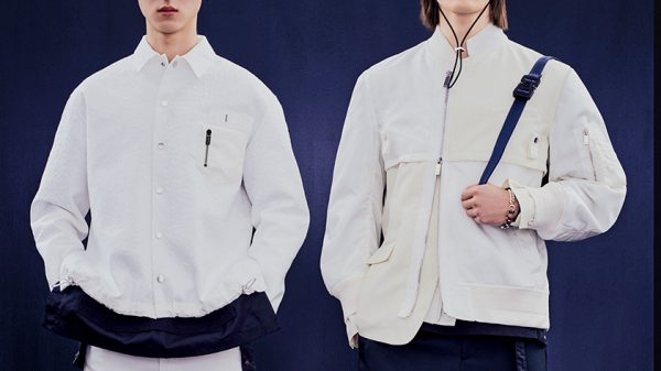 DIOR & SACAI - Kim Jones and Chitose Abe collections will be delivered starting in November. DIOR & SACAI - Kim Jones and Chitose Abe collections will be delivered starting in November. Vanity Teen 虚荣青年 Menswear & new faces magazine