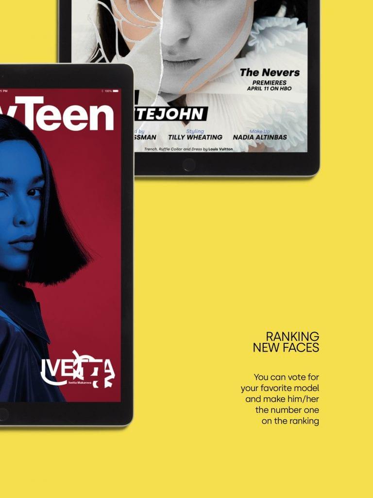 Advertising / MEDIA KIT 2020 Advertising / MEDIA KIT 2020 Vanity Teen 虚荣青年 Menswear & new faces magazine