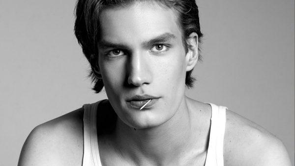 Michel Baranov by Olya Petukhoney Michel Baranov by Olya Petukhoney Vanity Teen 虚荣青年 Menswear & new faces magazine