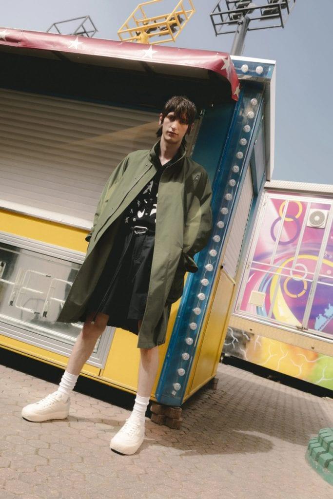 Neil Barrett SS22 Collection Neil Barrett SS22 Collection Vanity Teen 虚荣青年 Menswear & new faces magazine