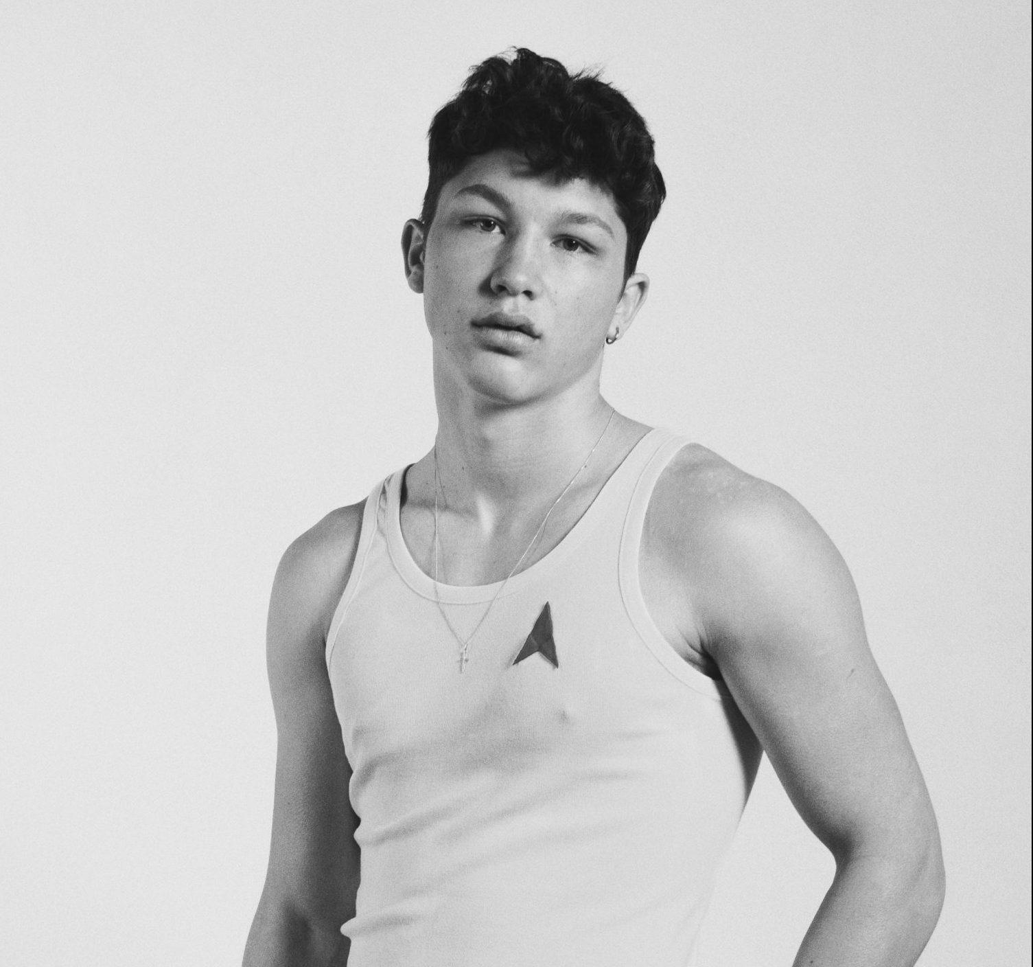 VT Meets GRAO VT Meets GRAO Vanity Teen 虚荣青年 Menswear & new faces magazine