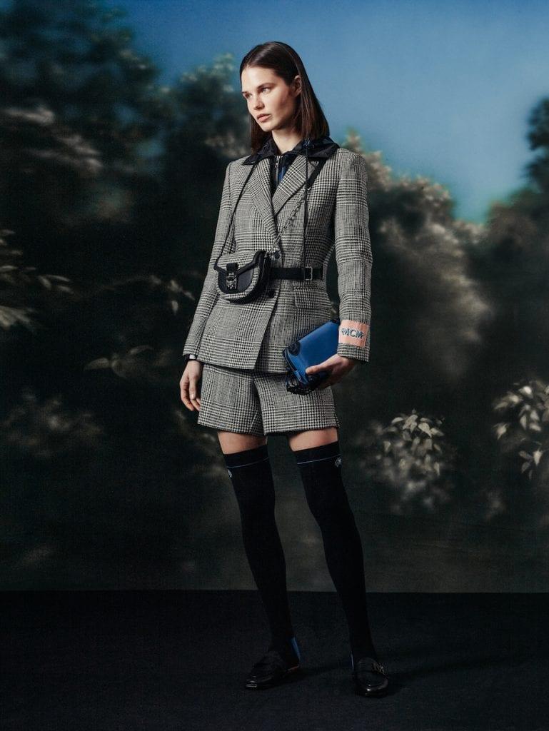 MCM FW21 Collection MCM FW21 Collection Vanity Teen 虚荣青年 Menswear & new faces magazine