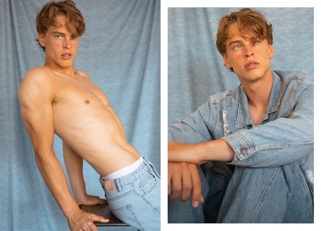 David H by Christoffer Sundqvist David H by Christoffer Sundqvist Vanity Teen 虚荣青年 Menswear & new faces magazine