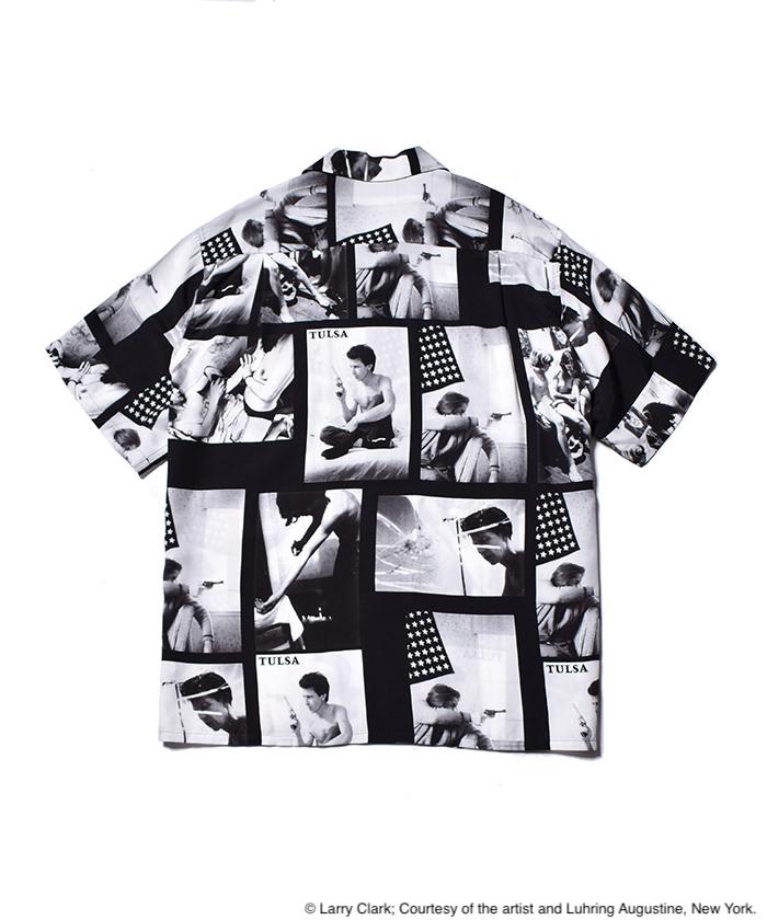 Larry Clark x WACKO MARIA x Stie-lo Collection Larry Clark x WACKO MARIA x Stie-lo Collection Vanity Teen 虚荣青年 Menswear & new faces magazine