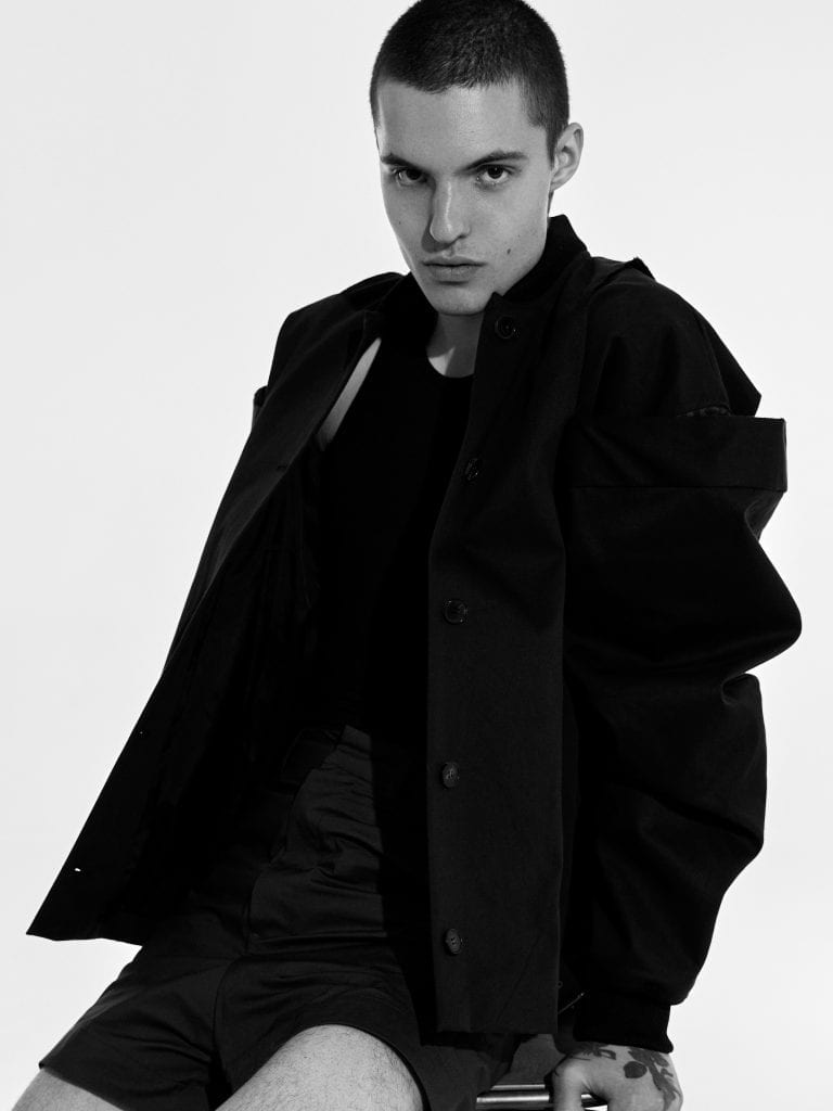 Valera Shevchenko by Sergey Vasiliev Valera Shevchenko by Sergey Vasiliev Vanity Teen 虚荣青年 Menswear & new faces magazine