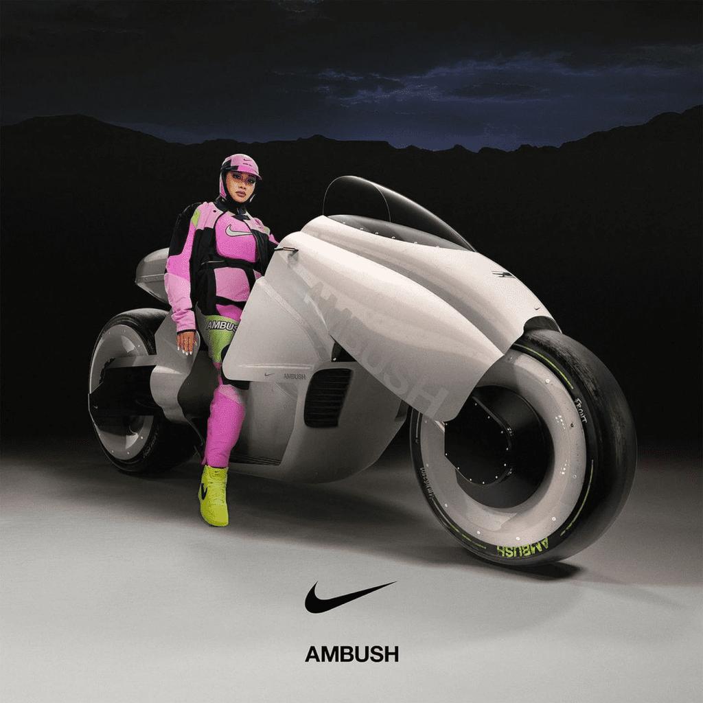 AMBUSH x Nike Collection AMBUSH x Nike Collection Vanity Teen 虚荣青年 Menswear & new faces magazine