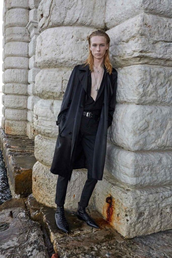 Saint Laurent SS22 Collection Saint Laurent SS22 Collection Vanity Teen 虚荣青年 Lifestyle & new faces magazine