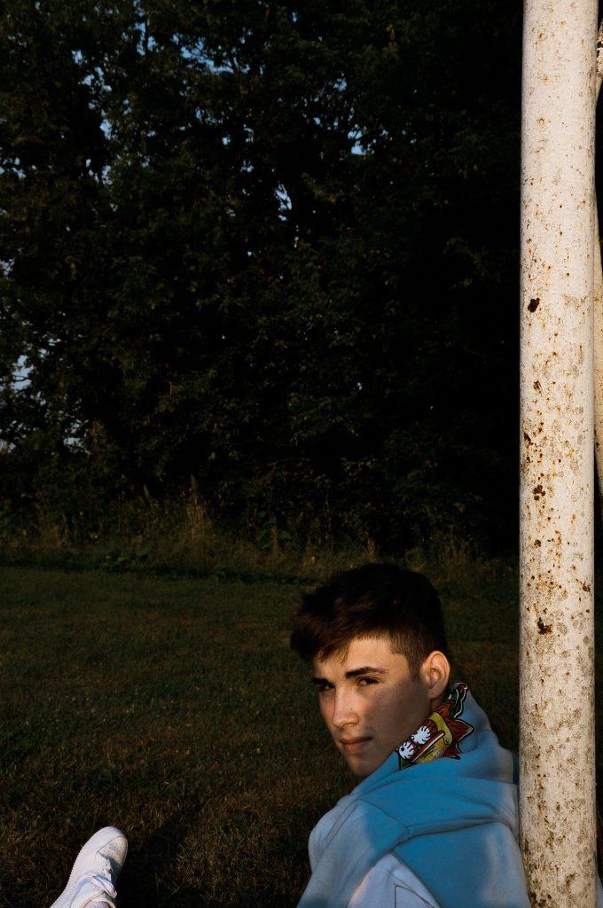 TIKTOK's most international Russian Danya photographed by Alina Gvozdeva TIKTOK's most international Russian Danya photographed by Alina Gvozdeva Vanity Teen 虚荣青年 Menswear & new faces magazine