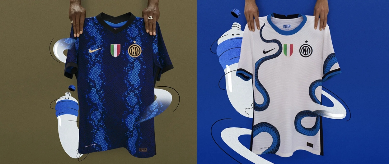 A new skin for Inter Milano 21/22 by Nike A new skin for Inter Milano 21/22 by Nike Vanity Teen 虚荣青年 Menswear & new faces magazine