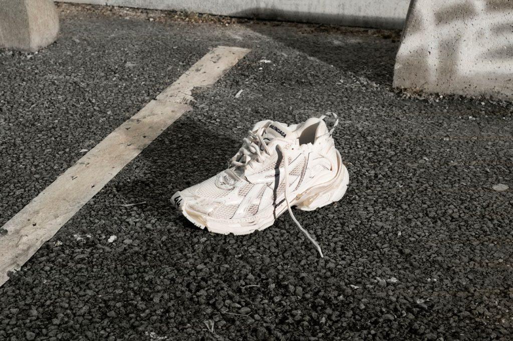 Balenciaga The Runner Campaign Balenciaga The Runner Campaign Vanity Teen 虚荣青年 Menswear & new faces magazine